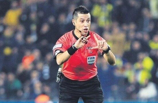 Galatasaray-Kasımpaşa maçına Palabıyık