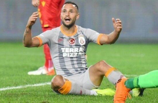 Galatasaray'da Florin Andone sakatlandı
