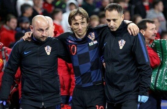 Real Madrid'de Luka Modric ve Bale şoku!