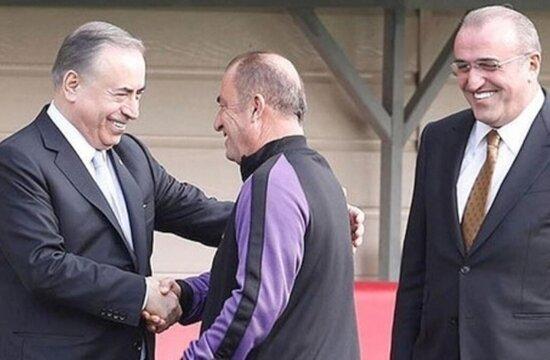 Mustafa Cengiz'den Falcao, transfer ve hakem mesajı