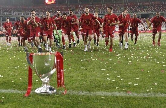 Galatasaray'ın kupa çılgınlığı; %73 kazanıyor
