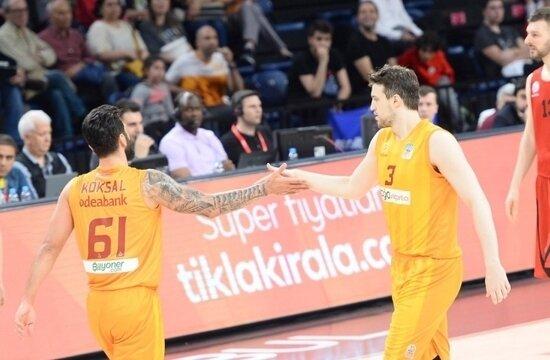 Galatasaray, ev sahibi avantajını aldı!
