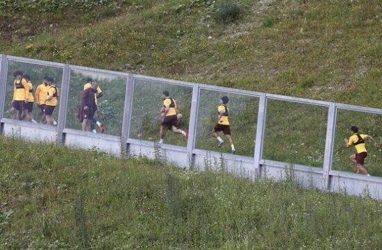 Alberto Bartali, sınırları zorluyor!