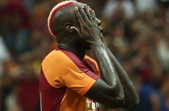 Galatasaray'da Mbaye Diagne'ye geri dönüş yolu