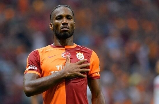 Didier Drogba: ''Vizyonum daha büyük''