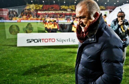 Galatasaray'da kadro soruları!