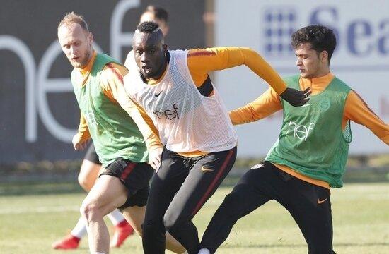 Mbaye Diagne idmanda gol yağdırdı