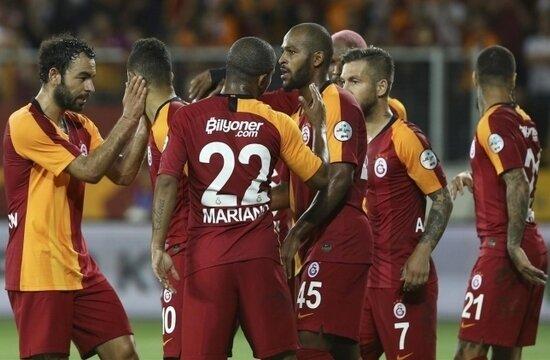 Denizlispor - Galatasaray: Muhtemel 11'ler