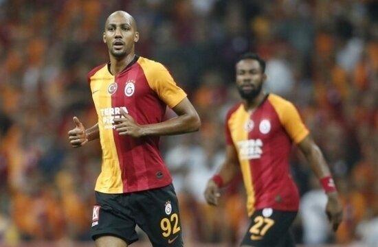 Galatasaray'da Nzonzi'nin rakamları düşüşe geçti