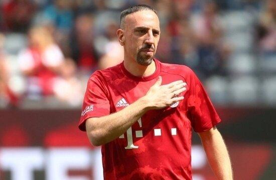 Franck Ribery'den Premier Lig'e ret!