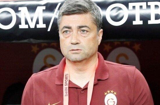 "Levent Şahin: ""Biz Galatasaray'ız, başaracağız!"""