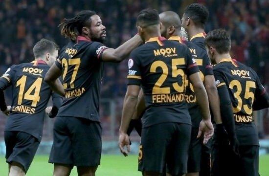 Galatasaray, dünya devlerini geride bıraktı!