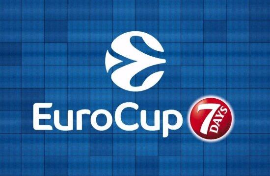 EuroCup kuraları bugün çekildi