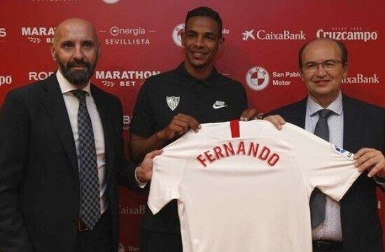"""Fernando: """"Galatasaray zorluk çıkardı"""""""