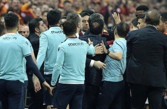 Galatasaray'dan Avcı'ya yanıt