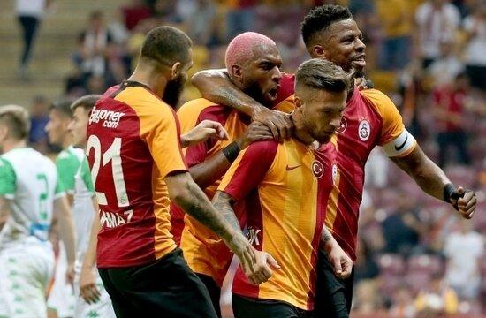 """Galatasaray'ın ligdeki """"en""""leri"""