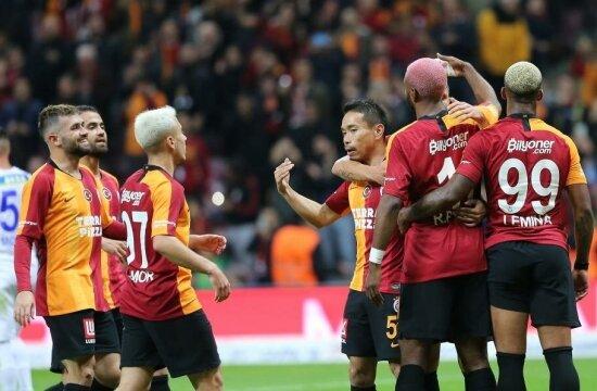 Ali Sami Yen'de bileğimiz bükülmüyor!