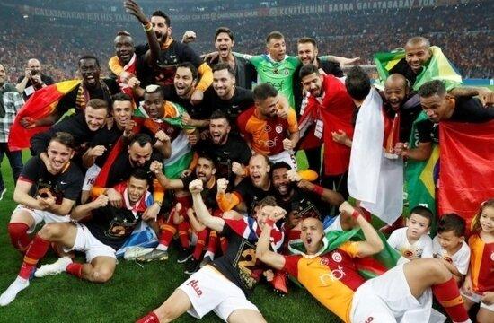 """Galatasaray, Şampiyonlar Ligi'nde final oynar"""