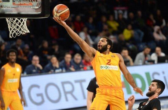 Basketbol derbisinde Beşiktaş'ı mağlup ettik!