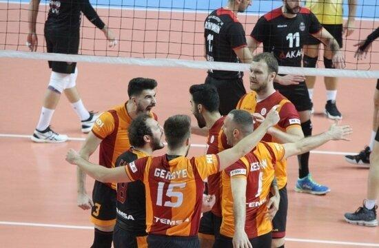 Galatasaray filede Belçika deplasmanında