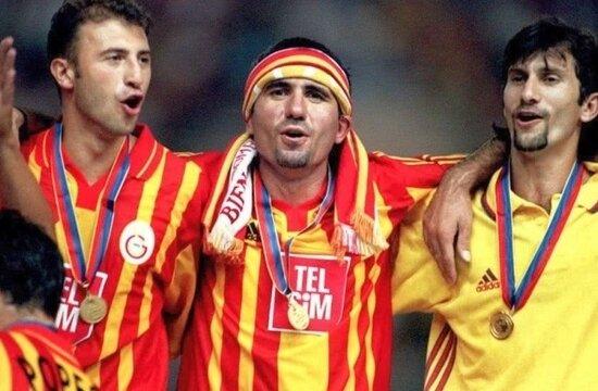 Gheorghe Hagi'nin Galatasaray'da attığı birbirinden güzel goller
