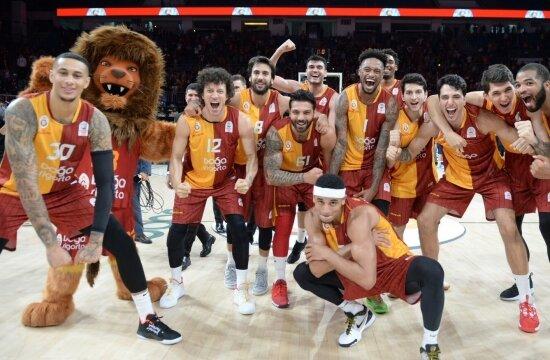 Galatasaray -  Dolomiti Energia maçı hangi kanalda, saat kaçta?