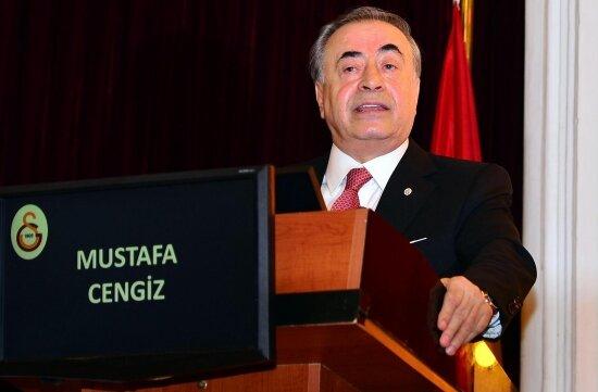 """Mustafa Cengiz: """"Garry Rodrigues'in parasını alamadık"""""""