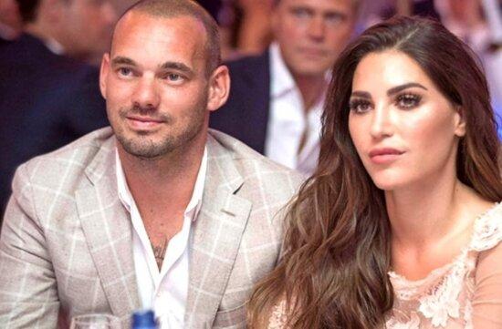 Sneijder, Yolanthe Cabau'ya 15 milyon euro ödeyecek