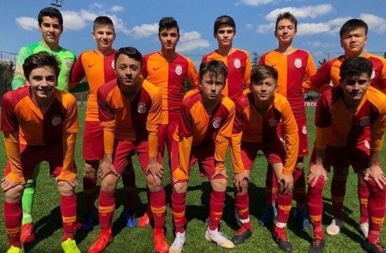 Galatasaray'dan Barcelona'ya altyapıda tarihi fark