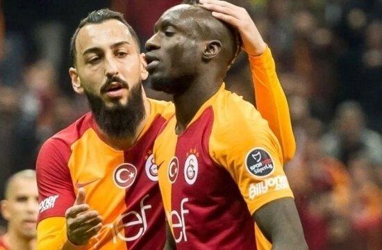 Galatasaray'da yabancı sayısı iki fazla!