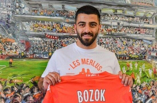 Umut Bozok, Lorient'e transfer oldu!