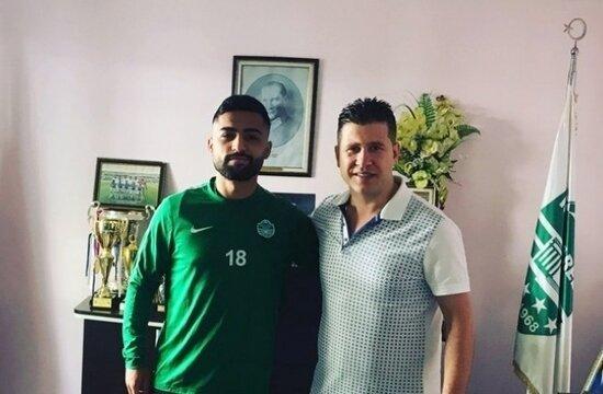Galatasaray'dan 2. Lig'e transfer oldu!