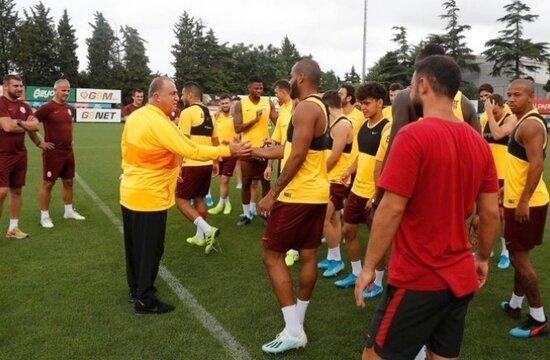 Galatasaray, Denizli'ye eksik gitti!