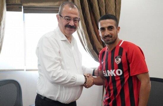 Muğdat Çelik, Gaziantep'e transfer oldu!