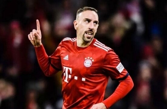 Franck Ribery'e Hollanda'dan talip!