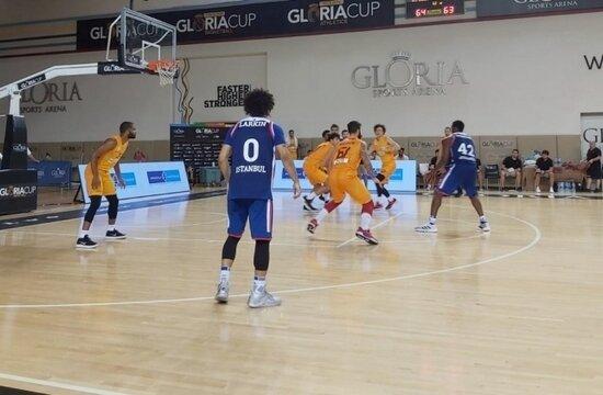 Galatasaray, Gloria Kupası'nda Efes'i devirdi