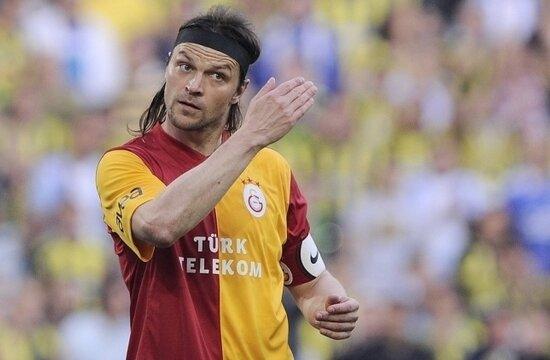 Tomas Ujfalusi Galatasaray için İstanbul'a geldi