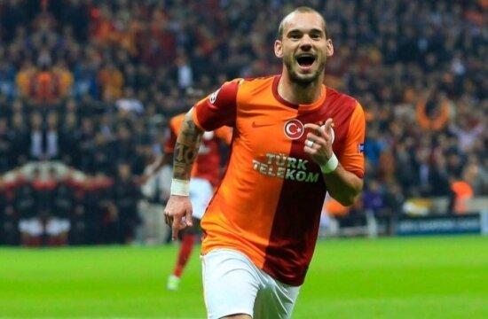 Gazişehir'den Galatasaray'a 'Wes' ricası