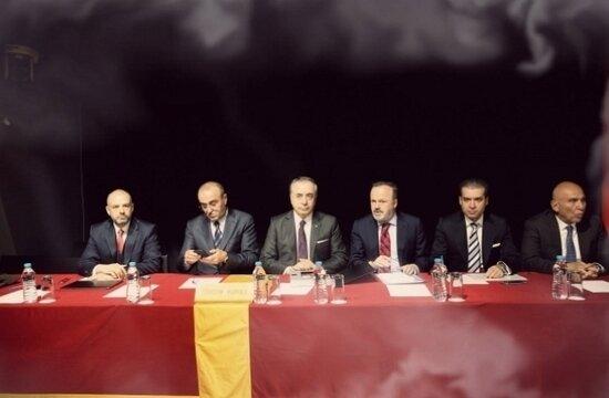 Galatasaray'da kritik Divan Kurulu