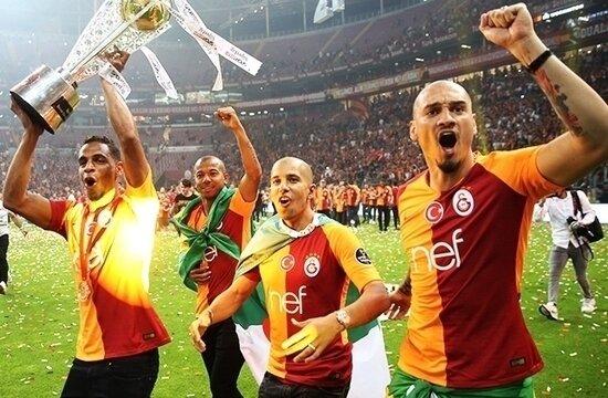 Galatasaray'dan Al Nasr'a Maicon resti!