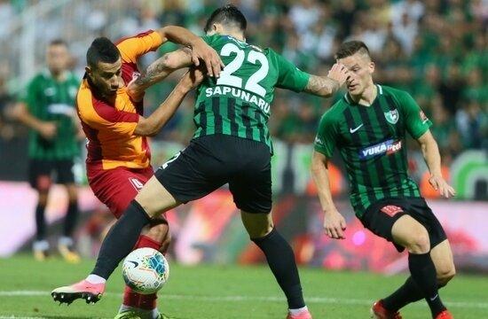 Galatasaray - Denizlispor: Muhtemel 11