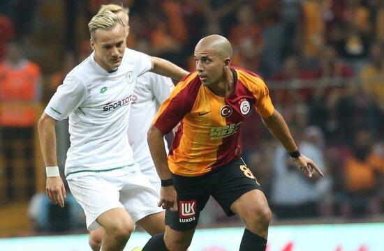 İşte Galatasaray'ın Konyaspor maçı hakemi