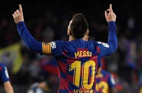 Messi 1 milyon Euro'yu tek kalemde bağışladı