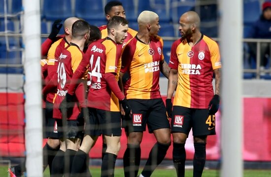 Galatasaray kalesini kapattı!