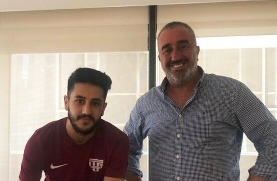 Bandırmaspor, Galatasaray'dan 2 genç oyuncu transfer etti