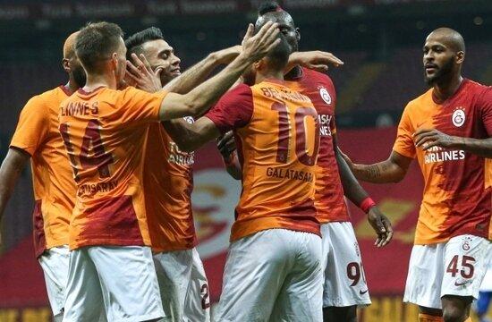 İşte Galatasaray'ın Rangers kafilesi