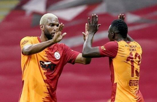 Galatasaray'da Falcao yoksa Babel var!