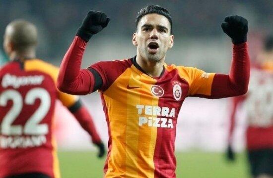 Galatasaray'da Falcao, Malatya maçında kadroda