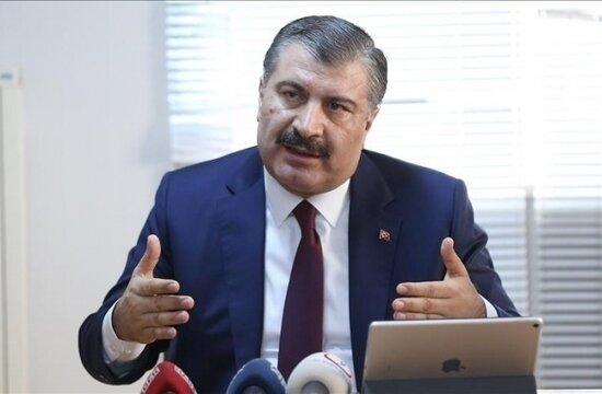 """Sağlık Bakanı Koca: """"Evde kalın, hatta odada kalın"""""""