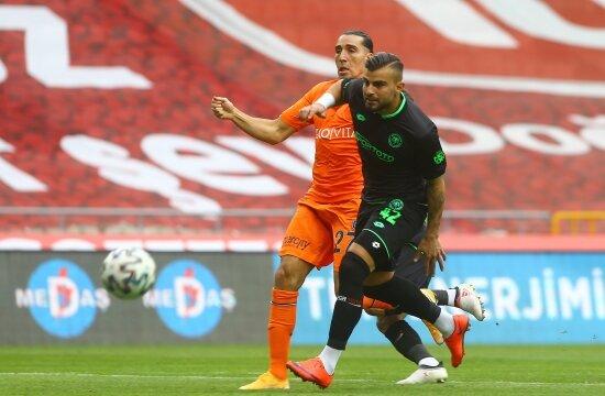 Galatasaray'ın Konyaspor'dan transfer hedefi